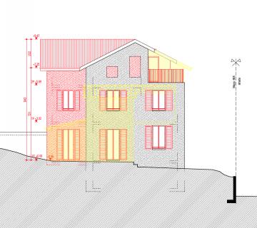 205 Neues Doppelhaus mit 5,5 Zimmern in Capriasca-Oggio